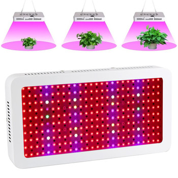 780W 3W Chip Full Spectrum LED Grow Lights for Greenhouse Hydroponics Growing&Flowering Plants Lamp AC85~265V