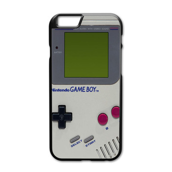 Game Boy Kapak Kılıf iphone 4 4 S 5 5 S 5C 6 Artı Dokunmatik 5 Samsung Galaxy S3 S4 S5 Mini S6 Kenar Not 2 3 4 A3 A5 A7 E5 E7