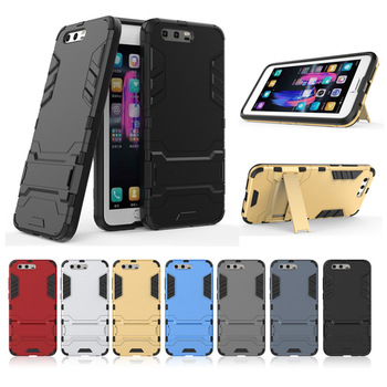 Mobile Phone Protect TPU Two-in-one Full Package Edge Anti-knock Phone Case For Huawei Glory 9 Mobile Phone Set
